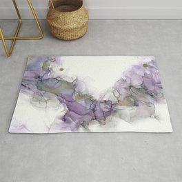 Study in Purple Rug