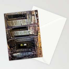 Weathered And Worn Stationery Cards