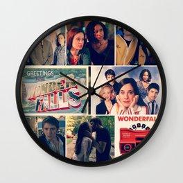 Wonderfalls Wall Clock