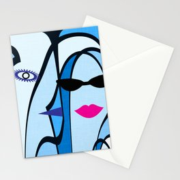Mr and Mrs Stationery Cards