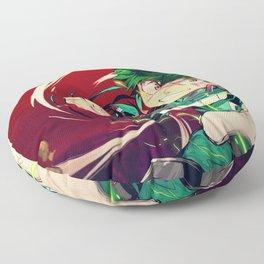 My Hero Academia   Izuku Midoriya   Deku Floor Pillow