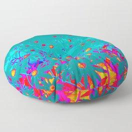 Faerie Garden Vignette | Nadia Bonello Floor Pillow