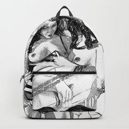 asc 912 - La galerie des contemporaines (At the movie) Backpack