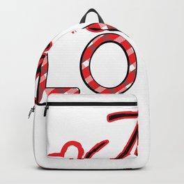 Just Love Valentine Backpack