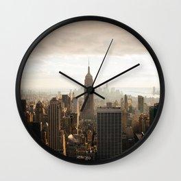 The View II Wall Clock