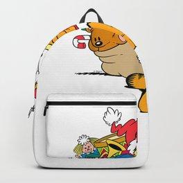 Garfield Santa Garfield with Gifts Backpack
