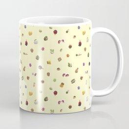 Felt Japanese Sweets Coffee Mug