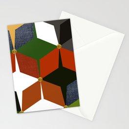 KALEIDOSCOPE 06 #HARLEQUIN Stationery Cards