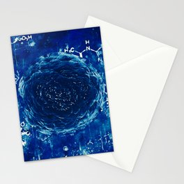 bacteria wsfn Stationery Cards