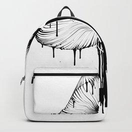 mushroom lady Backpack