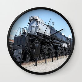 Union Pacific Big Boy Wall Clock