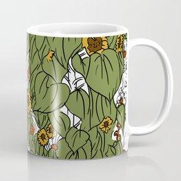 Great Prairie with Sunflowers Coffee Mug