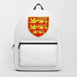 British Three Lions Shield Backpack