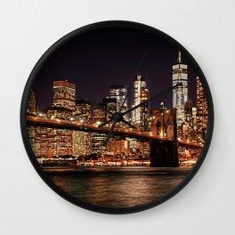 USA - New York City - NEW! Wall Clock