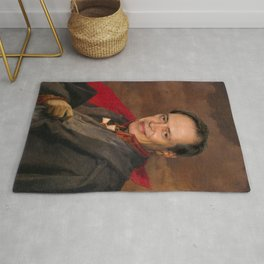 Steve Buscemi Poster, Classical Painting, Regal art, General, Actor Print, Celebrity Rug
