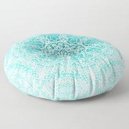 Mehndi Ethnic Style G344 Floor Pillow
