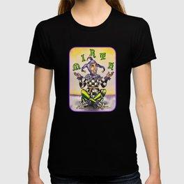 Mirth Juggling Jester #1 T-shirt