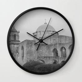 Mission San Jose Wall Clock