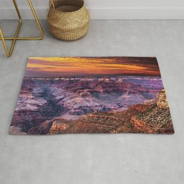 Grand Canyon, Arizona Rug