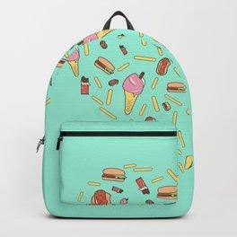 I LOVE FOOD Backpack
