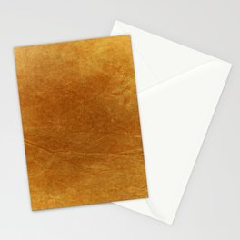 Autumn Orange Stationery Cards