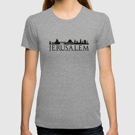 Jerusalem Israel Middle East Love Travel T-shirt