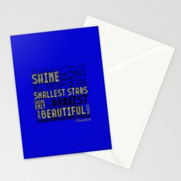 The Smallest Stars Stationery Cards