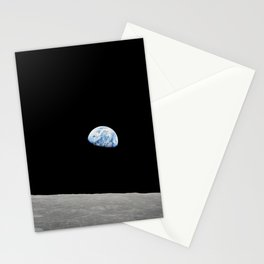 Apollo 8 - Iconic Earthrise Photograph Stationery Cards