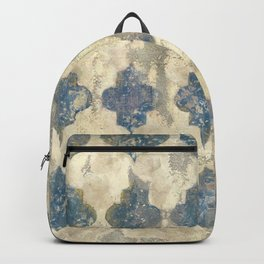 Faded Grandeur - Original Art by Tracy Sayers Trombetta Backpack