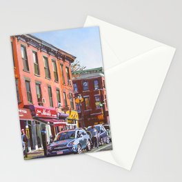 Smith Street Carroll Gardens, Brooklyn Stationery Cards