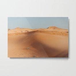 Sand8 Metal Print