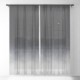 After we die Sheer Curtain