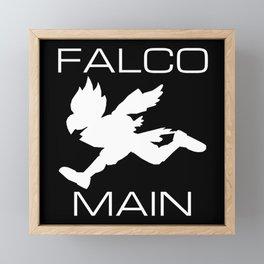 falcolombardi Framed Mini Art Print
