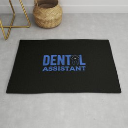 Dental Assistant Rug