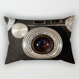 Argus Rangefinder Rectangular Pillow