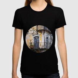 Urban Sicilian Facade T-shirt