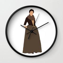 The Healer Wall Clock