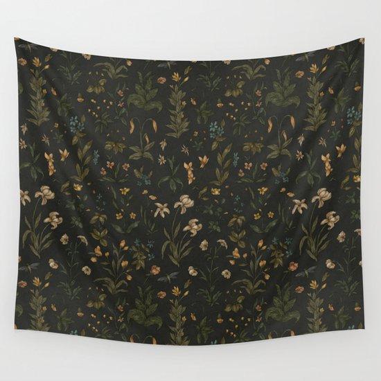 Old World Florals by jessicaroux