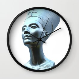 nefertiti Wall Clock