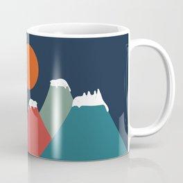 Cat Landscape 10 Coffee Mug