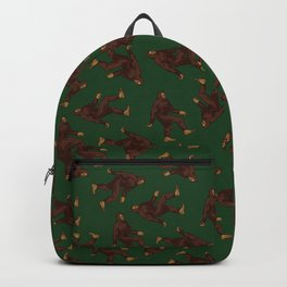 Bigfoot - I Eat People Backpack