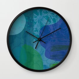 Before the frost Wall Clock