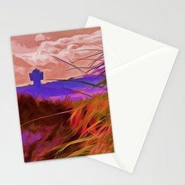 Sand Dunes (Digital Art) Stationery Cards