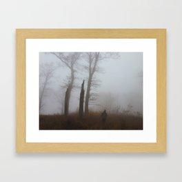 Time is Flying Framed Art Print