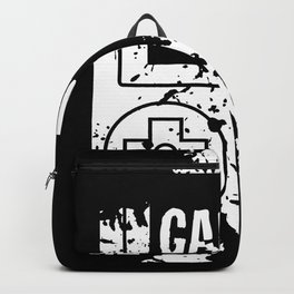 Old School Gaming Gamer Backpack
