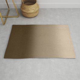 Brown Ombre Rug