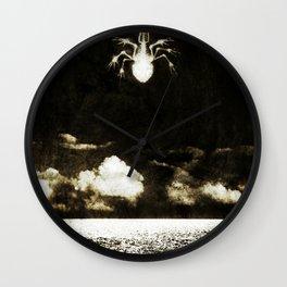 Typhon Wall Clock