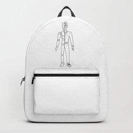 HalfMan Backpack