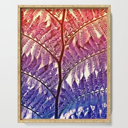 Exotic Tree 2 Serving Tray