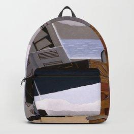 """Juan Gris """"The Open Window"""" Backpack"""